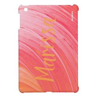 Coque iPad Mini Cas   dur de HAMbyWG - remous de melon