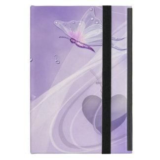 Coque iPad Mini Chantez-moi un papillon 2