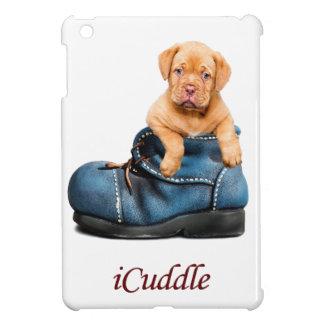 Coque iPad Mini Chiot français de mastiff d'iCuddle mignon