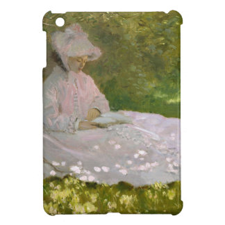 Coque iPad Mini Claude Monet - oeuvre d'art de printemps