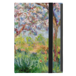 Coque iPad Mini Claude Monet | Printemps un Giverny