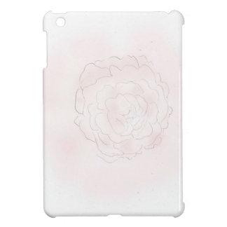 Coque iPad Mini Conception de rose de chou