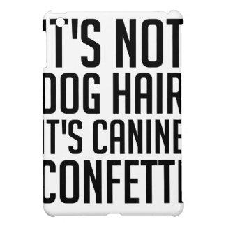Coque iPad Mini Confettis canins