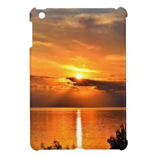 Coque iPad Mini Coucher du soleil