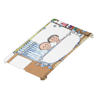 Coque iPad Mini Couples de temps de baquet - cadeau personnalisé