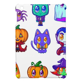 Coque iPad Mini Cute little monsters