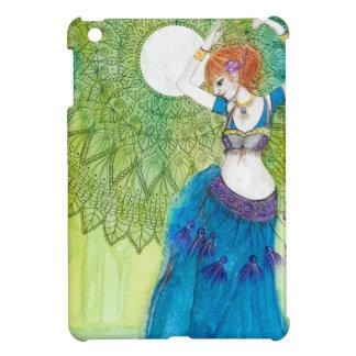 Coque iPad Mini Danseuse du ventre dans le bleu