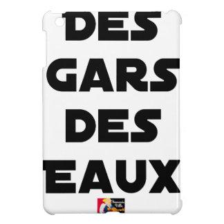 Coque iPad Mini Des Gars des Eaux - Jeux de Mots - Francois Ville