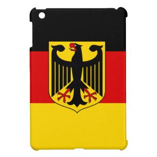 Coque iPad Mini Drapeau allemand