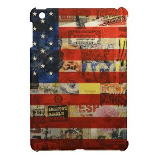Coque iPad Mini Drapeau américain Amérique des Etats-Unis de