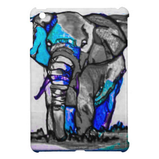 Coque iPad Mini éléphant