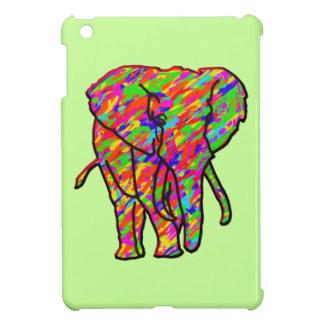 Coque iPad Mini Éléphant d'éclaboussure