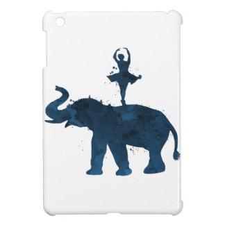 Coque iPad Mini Éléphant et ballerine
