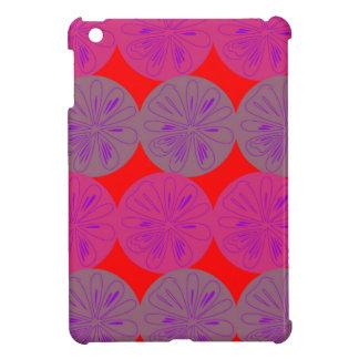 Coque iPad Mini Ethno de citrons d'éléments de conception sauvage