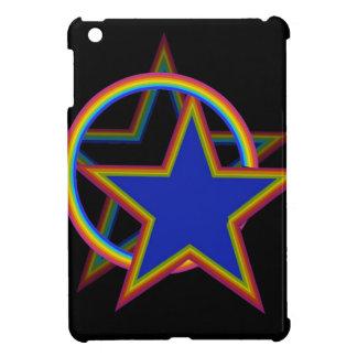 Coque iPad Mini Étoile avec l'ombre