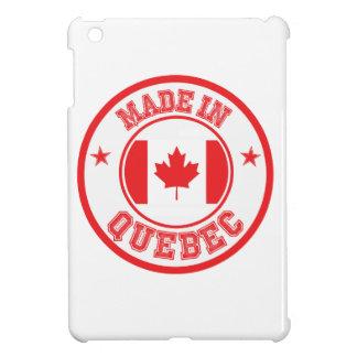 Coque iPad Mini Fabriqué au Québec
