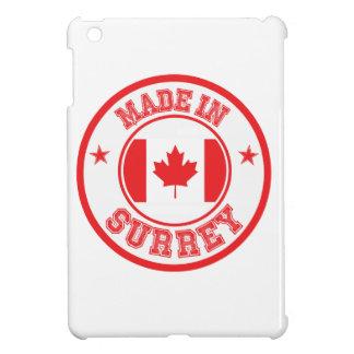 Coque iPad Mini Fait dans Surrey