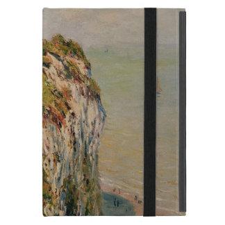 Coque iPad Mini Falaise de Claude Monet | chez Dieppe, 1882