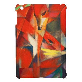 Coque iPad Mini Franz Marc les renards