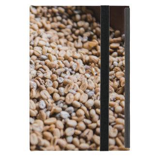 Coque iPad Mini Grains de café