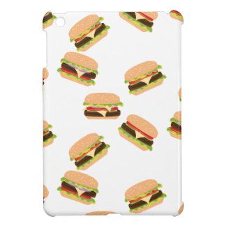 Coque iPad Mini Grand hamburger savoureux