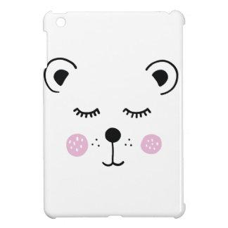 Coque iPad Mini Illustration mignonne d'ours