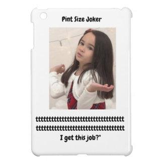 Coque iPad Mini Joker de taille de pinte : Le père noël travaille