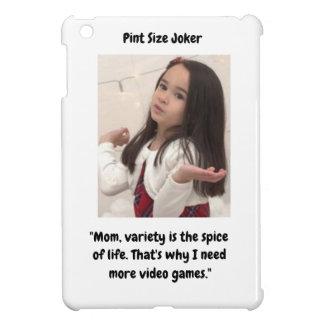 Coque iPad Mini Joker de taille de pinte : Les jeux vidéo sont