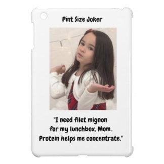 Coque iPad Mini Joker de taille de pinte : Panier-repas de Mignon