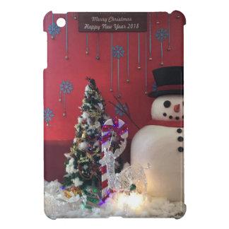 Coque iPad Mini Joyeux Noël