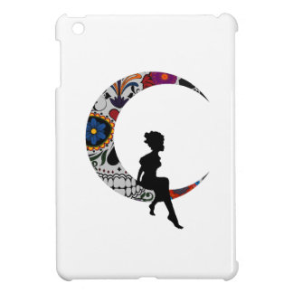 COQUE iPad MINI LA FILLE DE LUNE