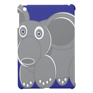 Coque iPad Mini La forme a fait l'éléphant