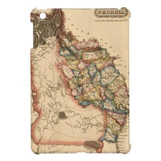 Coque iPad Mini La Géorgie 1817