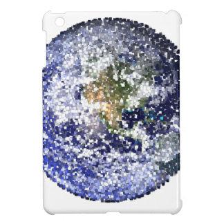Coque iPad Mini la terre de cube