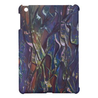 Coque iPad Mini La variété bleue d'herbe