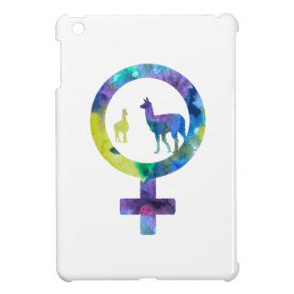 Coque iPad Mini Lamas de Vénus
