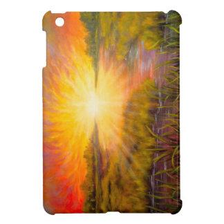 """Coque iPad Mini """"Lever de soleil """""""
