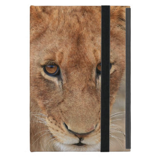 Coque iPad Mini Lion CUB
