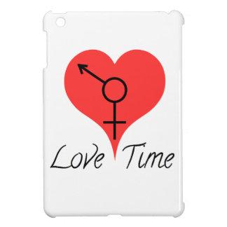 Coque iPad Mini love time