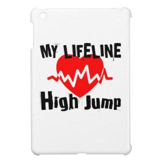 Coque iPad Mini Ma ligne de vie conceptions en hauteur de sports