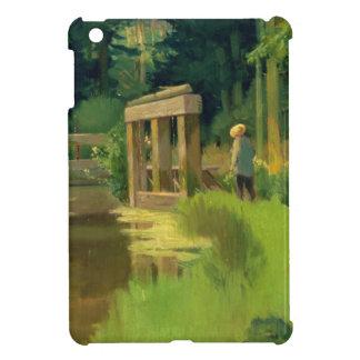 Coque iPad Mini Manet | en parc