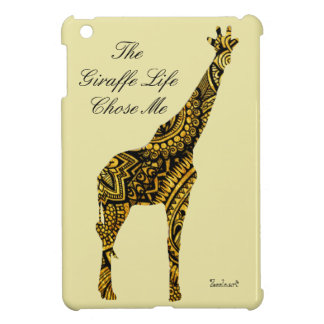 Coque iPad Mini mini cas de girafe d'iPad
