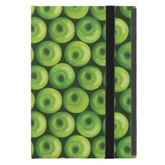 Coque iPad Mini Motif avec les pommes vertes