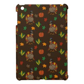 Coque iPad Mini Motif de la Turquie de thanksgiving