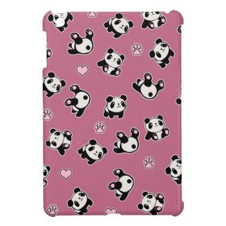 Coque iPad Mini Motif de panda