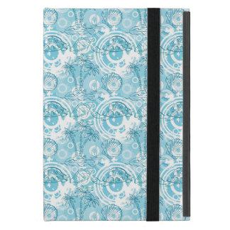 Coque iPad Mini motif exotique d'océan