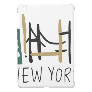 Coque iPad Mini New York