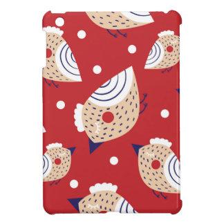 Coque iPad Mini Noël, vacances, décorations d'arbre, motif