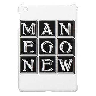 Coque iPad Mini Now new man