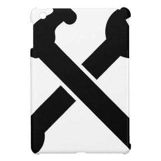 Coque iPad Mini Outils croisés